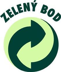Tzv. Zelený bod nezaručuje nezávadnost barvy! Znamená pouze to, že výrobce přispěl na recyklaci obalu