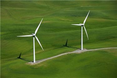 Obnovitelné zdroje mají podle Obamypokrývat vbudoucnu 10 % americké spotřeby elektřiny