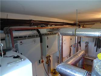 Instalace tepelného čerpadla se vyplatí například ivadministrativních či skladových budovách