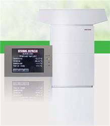 S hardware jednoduše ovládáte amáte dálkový dohled nad provozem vašeho tepelného čerpadla