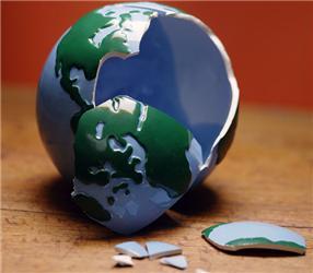 Biokapacita Země byla podle výpočtů WWF překročena již v80. letech 20. století