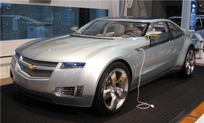 Chevrolet Volt by se měl vamerické síti nabít za 6,5 hodin