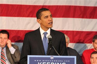Barack Hussein Obama, 44. prezident USA