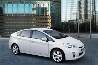 Nejnovější Toyota Prius (2009)