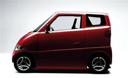 Malé elektrické vozítko Tango maximálně pro dvě osoby