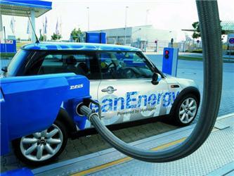 Budeme vbudoucnu učerpacích stanic tankovat místo benzínu vodík