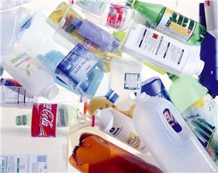 Plastové lahve vdomácnosti