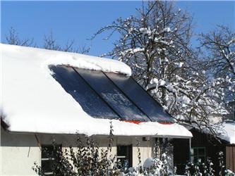 Solární systémy - ohřev vody