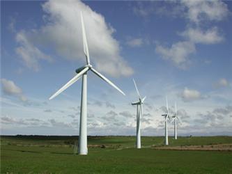 Nejvíce větrných elektráren najdeme vNěmecku - jejich instalovaný výkon je nyní přes 24 GW