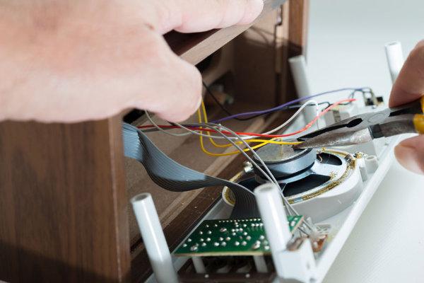 opravy elektrospotřebičů