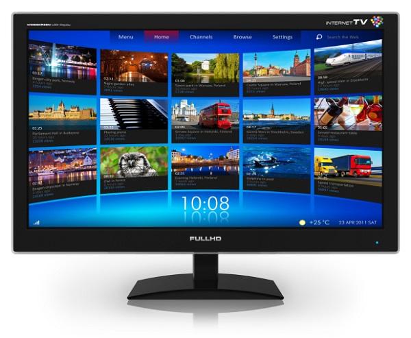SmartTV - chytrá televize