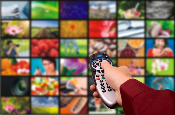 Dálkový ovladač smartTV