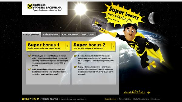 RSTS - Superbonusy