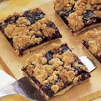Zdravé recepty - Borůvkový táč