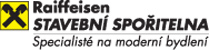 Logo Raiffeisen stavební spořitelna